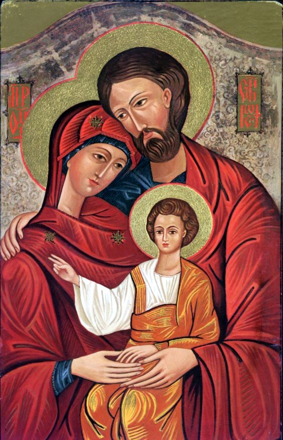 Brief Meditation On The Holy Family