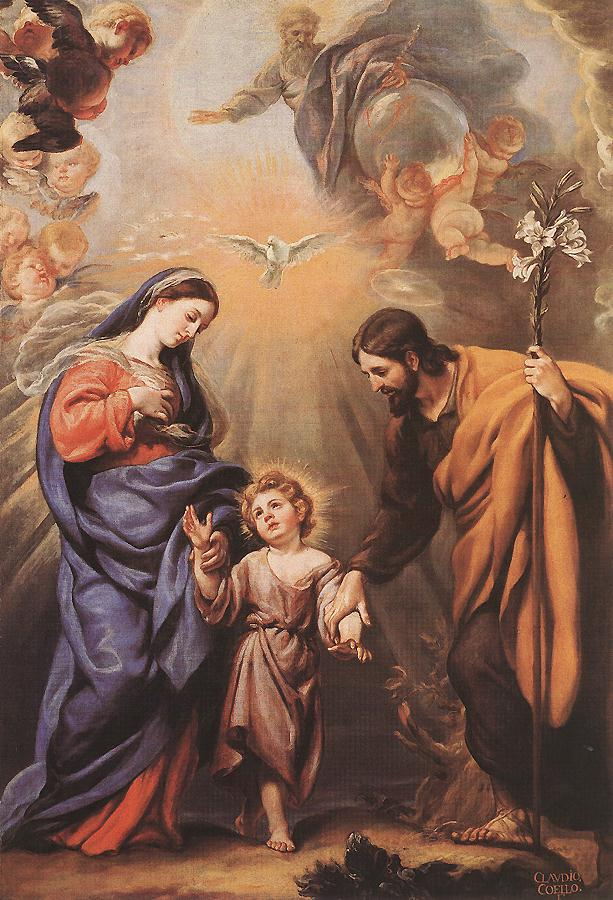 The Feast of the Holy Family | Prayers, History, Customs ...