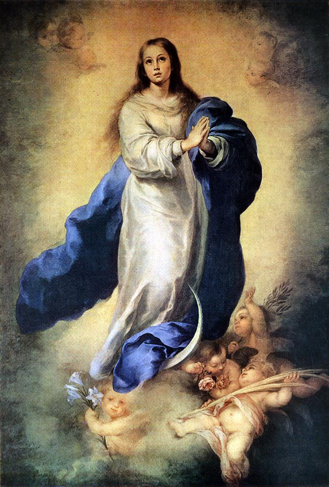 The Solemnity of the Immaculate Conception | Prayers, History ...