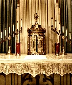 image of the tabernacle